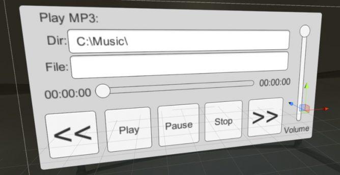 پکیج uAudio: Mp3 Player