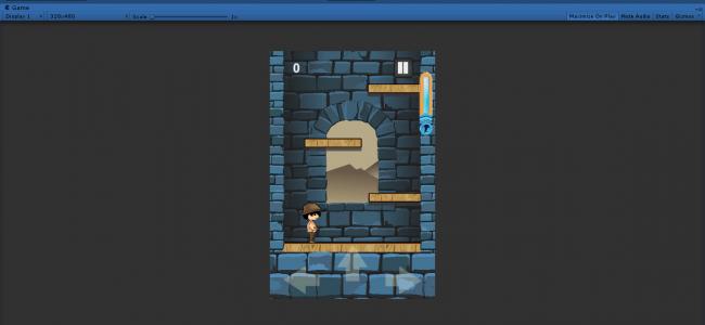 دانلود سورس بازی Tower Escape