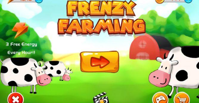 دانلود سورس پروژه کامل frenzy farming