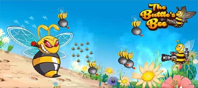پروژه کامل بازی جنگ زنبور ها