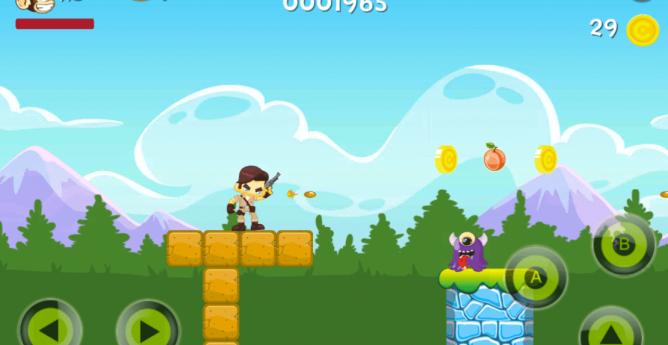 دانلود بازی Kong Hero
