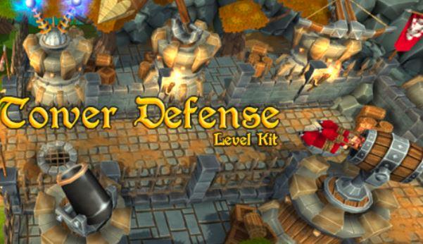 پکیج مراحل بازی های tower defence