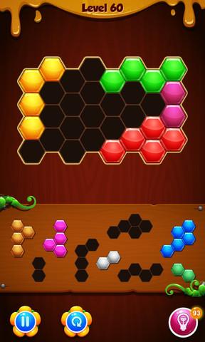 دانلود رایگان پروژه کامل hexa puzzle